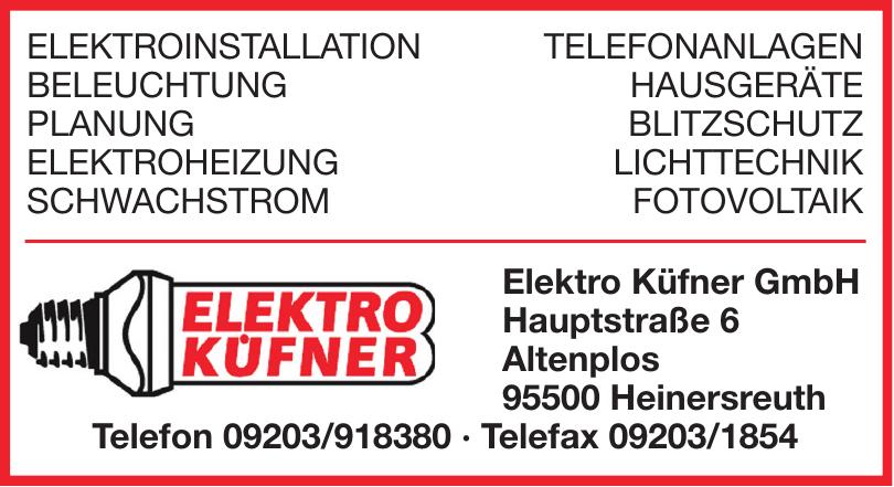 Elektro Küfner GmbH