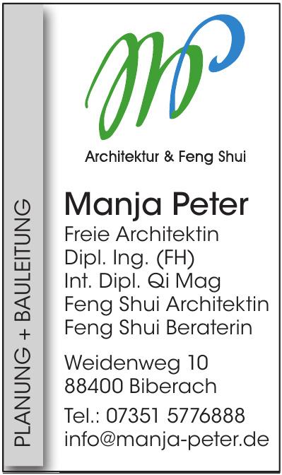 Manja Peter