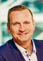 Kevin Fröde ist Leiter Recruiting für Berlin, Brandenburg und Mecklenburg-Vorpommern bei der Deutschen Bahn. FOTO: DANIEL WINKLER / DEUTSCHE BAHN
