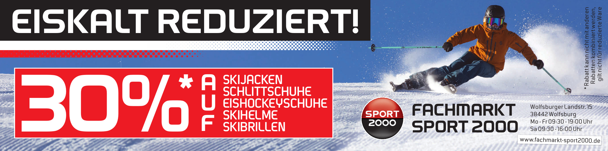 Fachmarkt Sport 2000