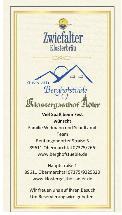 Klostergasthof Adler