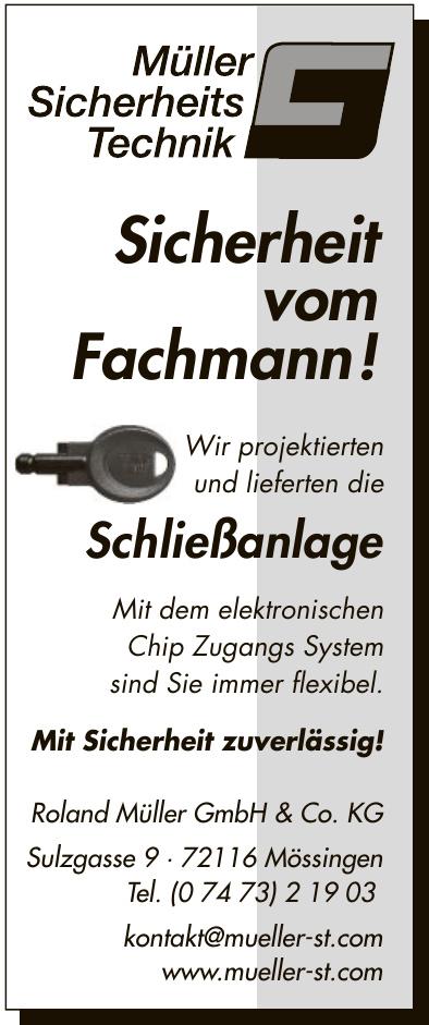 Roland Müller GmbH & Co. KG