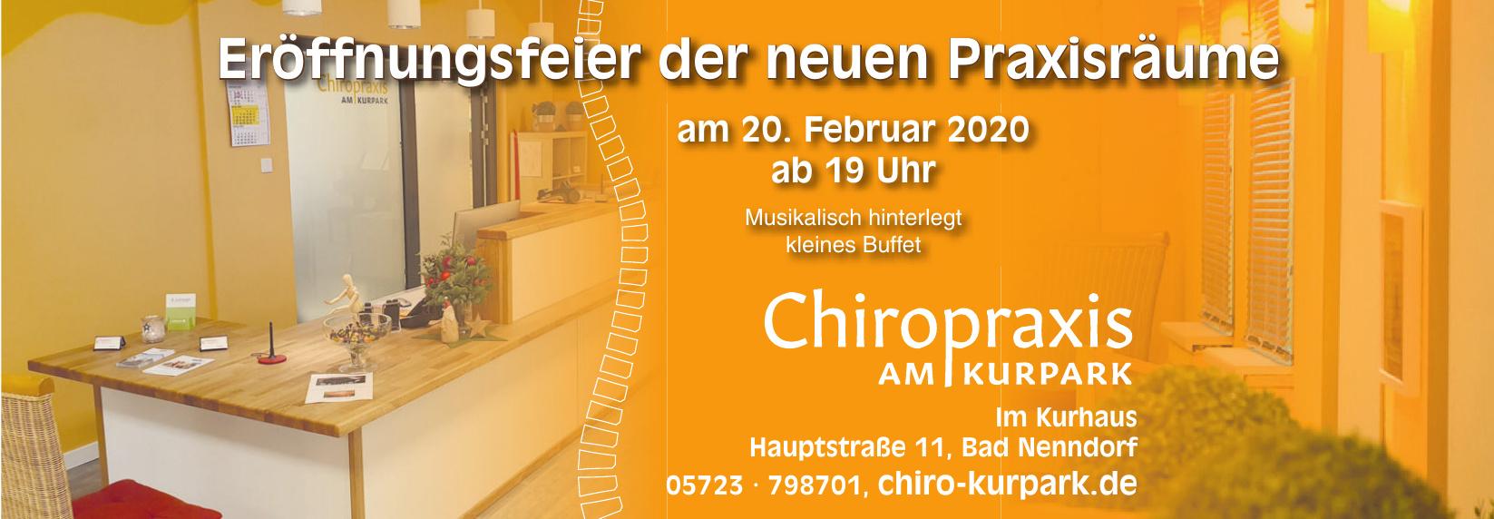 Chiropraxis Am Kurpark