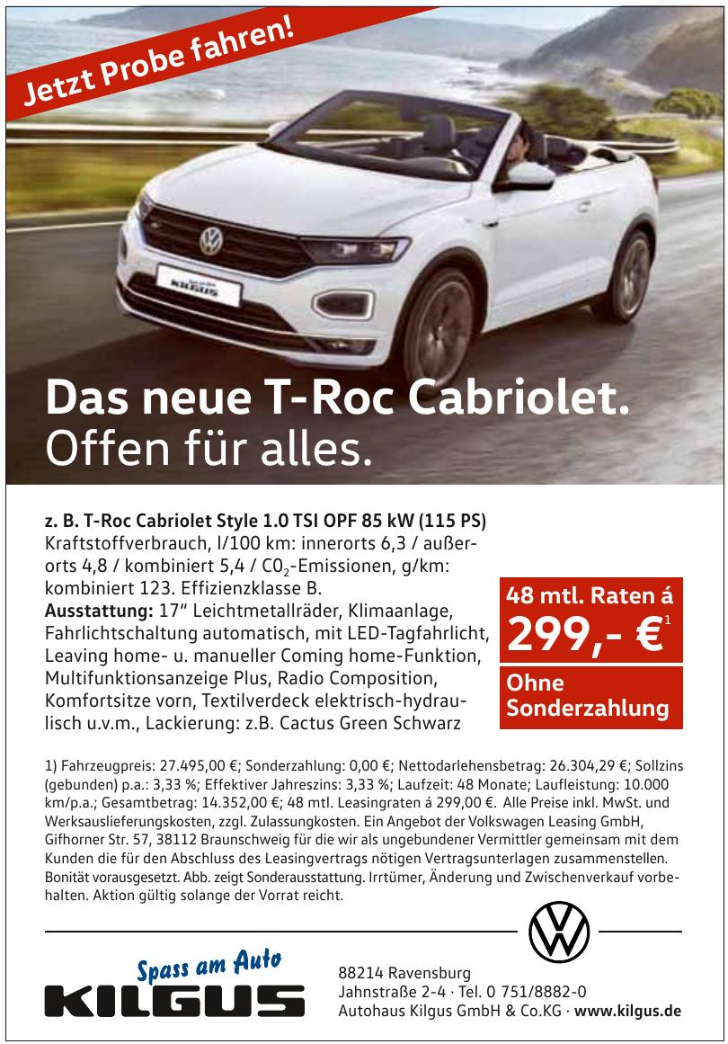 Autohaus Kilgus GmbH & Co.KG