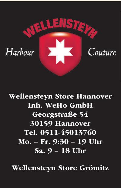 Wellensteyn Store Hannover inh. WeWo GmbH