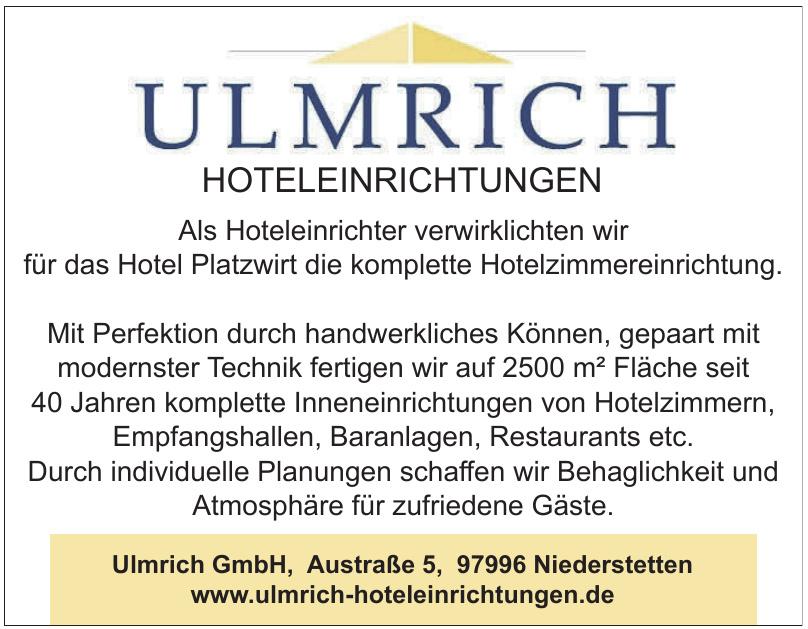Ulmrich GmbH