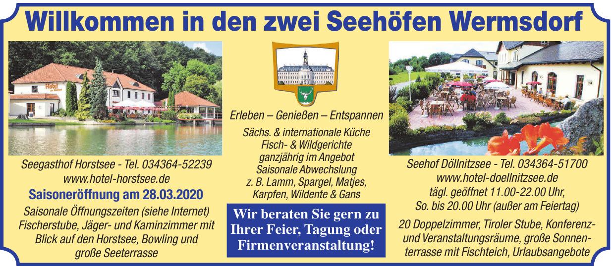 Seehof Döllnitzsee