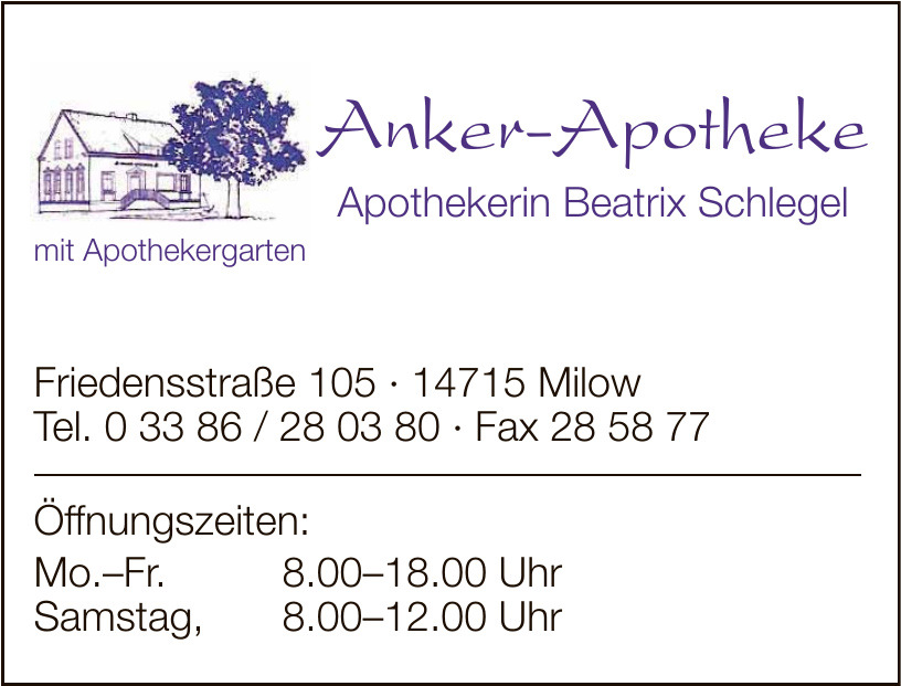 Anker - Apotheke