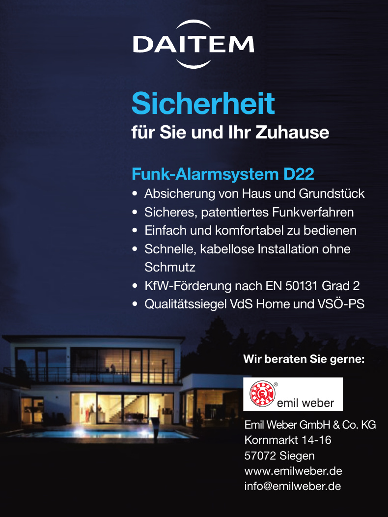 Emil Weber GmbH & Co. KG