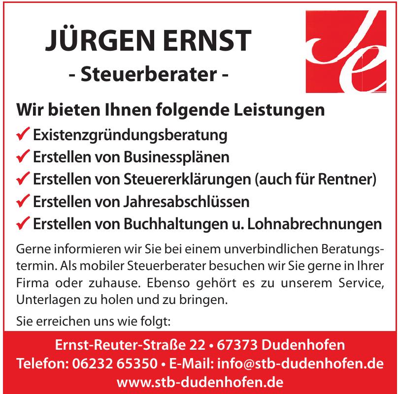 Jürgen Ernst Steuerberater