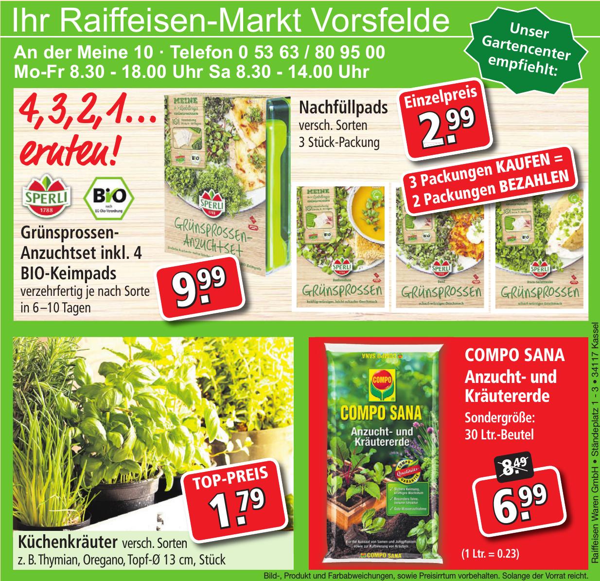 Raiffeisen-Markt Vorsfelde