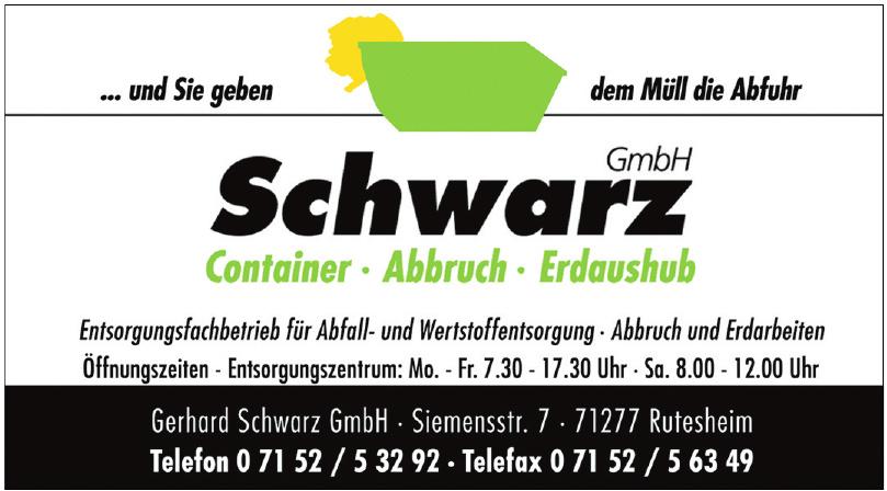 Gerhard Schwarz GmbH