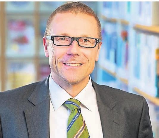 Professor Uwe Schneidewind, Präsident und wissenschaftlicher Geschäftsführer des Wuppertal Institut