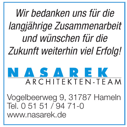 Naserek Architekten-team