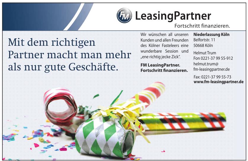 Leasing Partner