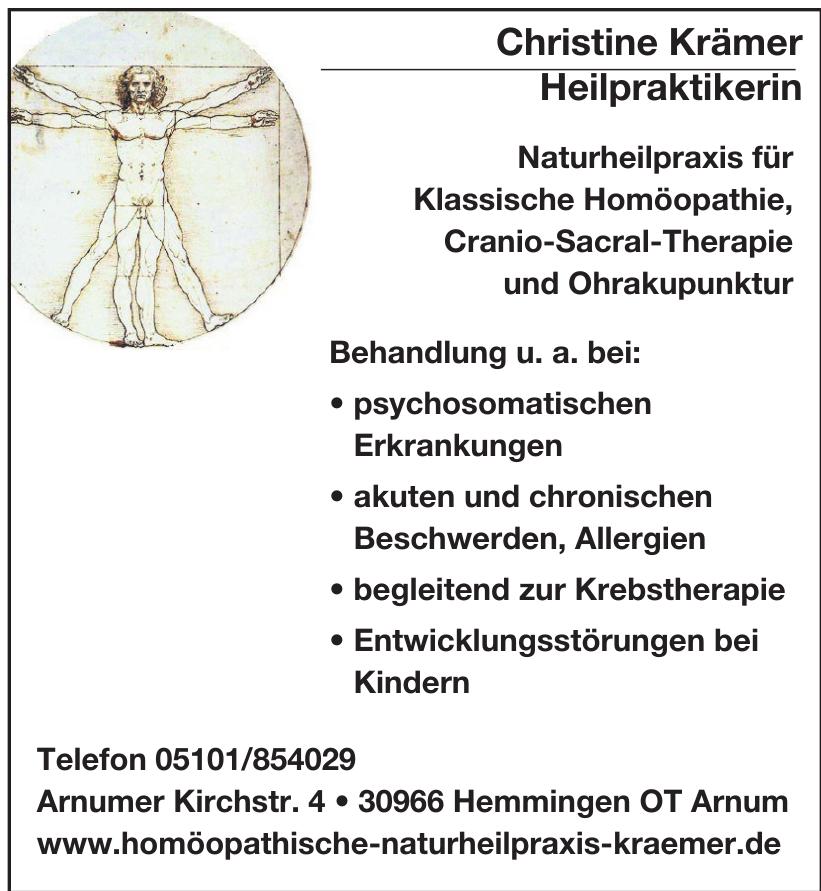 Naturheilpraxis Christine Krämer