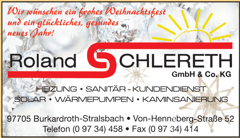Roland Schlereth GmbH & Co. KG