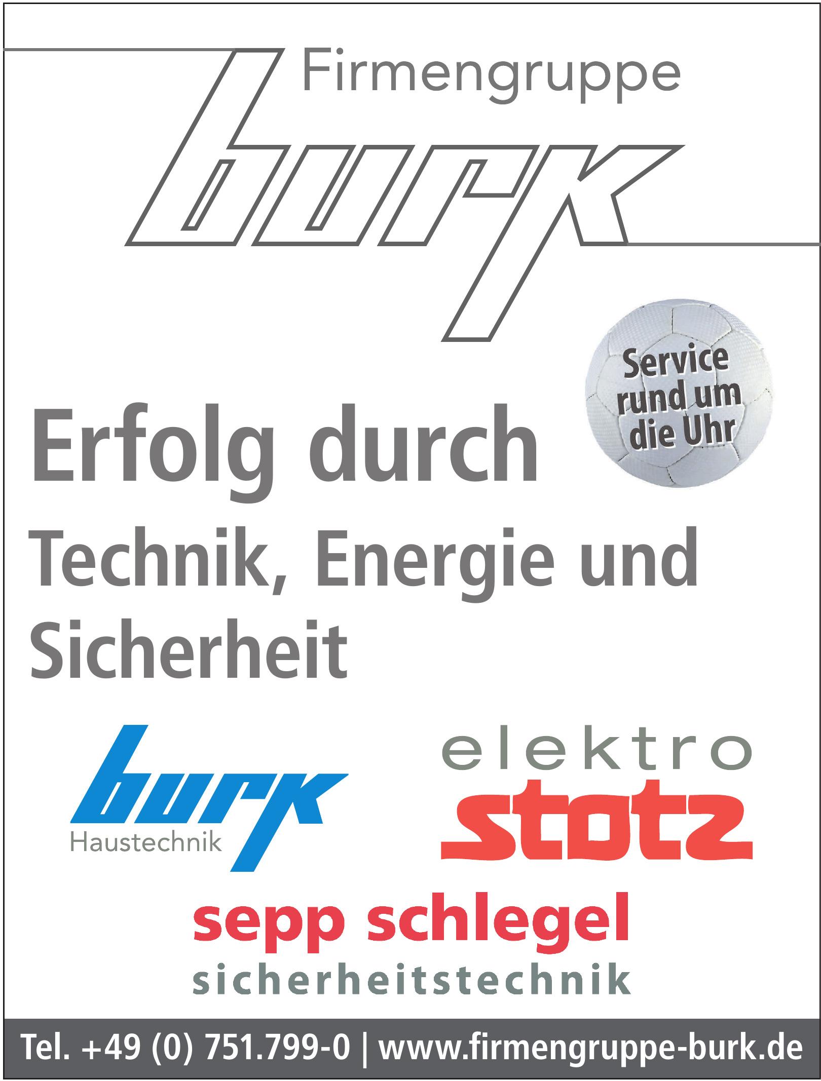 Firmengruppe Burk