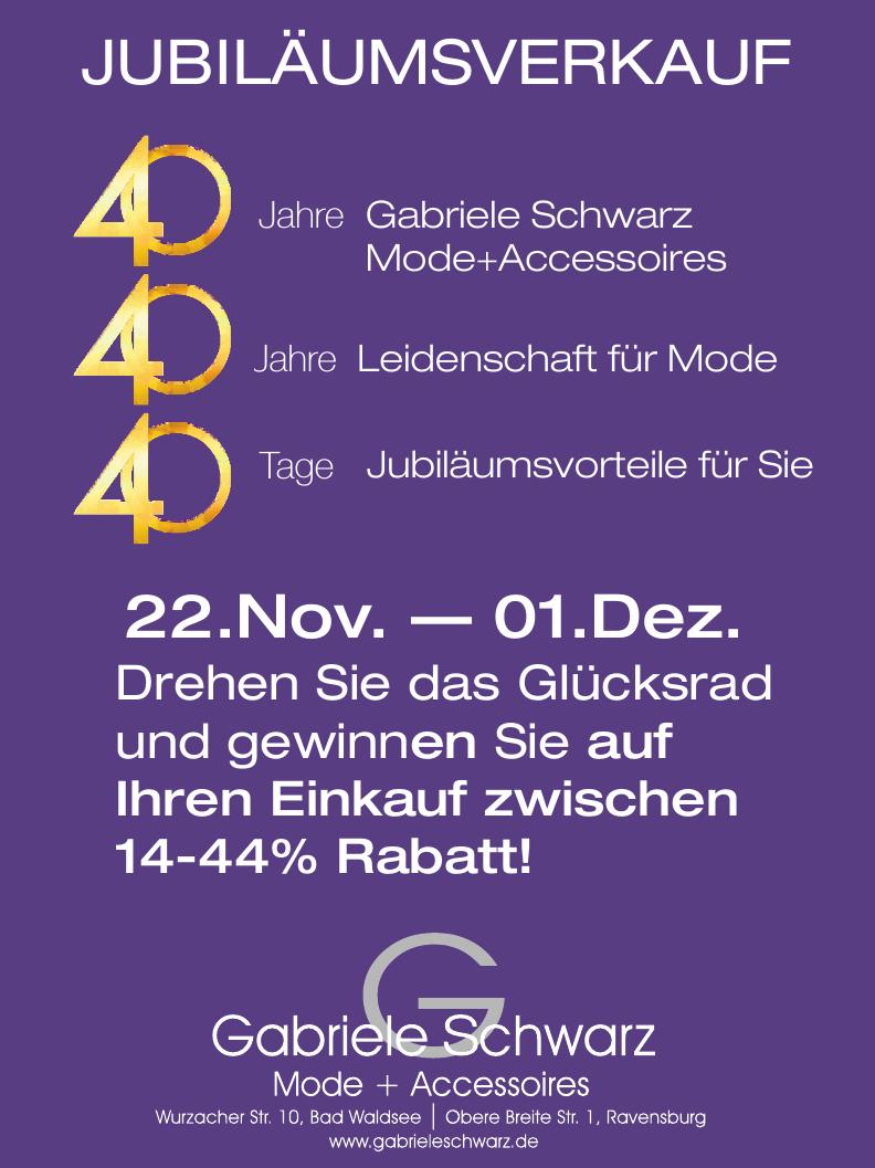 Gabriele Schwarz Mode+Accessoires