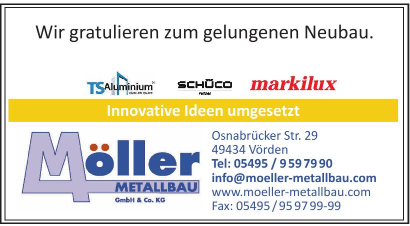 Möller Metallbau GmbH & Co. KG