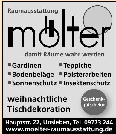 Raumausstattung Mölter