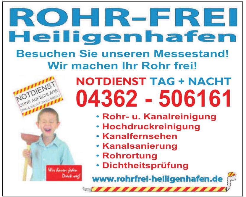 Rohr-Frei