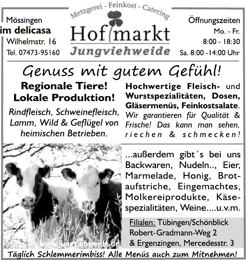 Hofmarkt Jungviehweide
