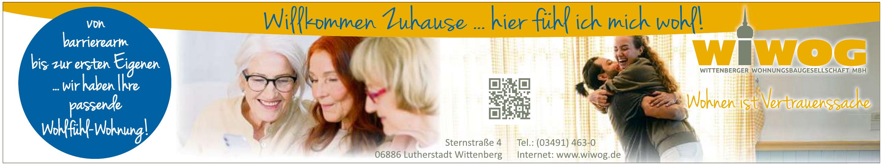 WIWOG Wittenberger Wohnungsbaugesellschaft mbH