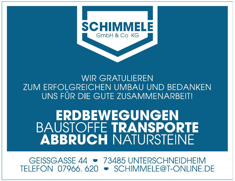 Schmimmele GmbH & Co. KG