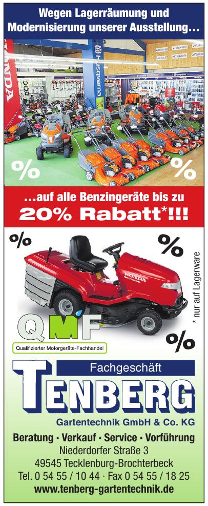 Tenberg Gartentechnik GmbH & Co. KG