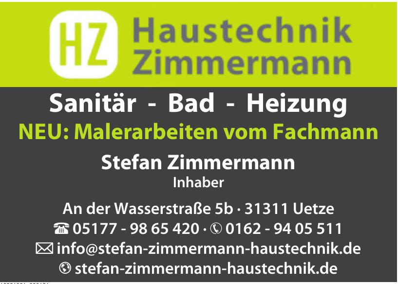 Haustechnik Zimmermann