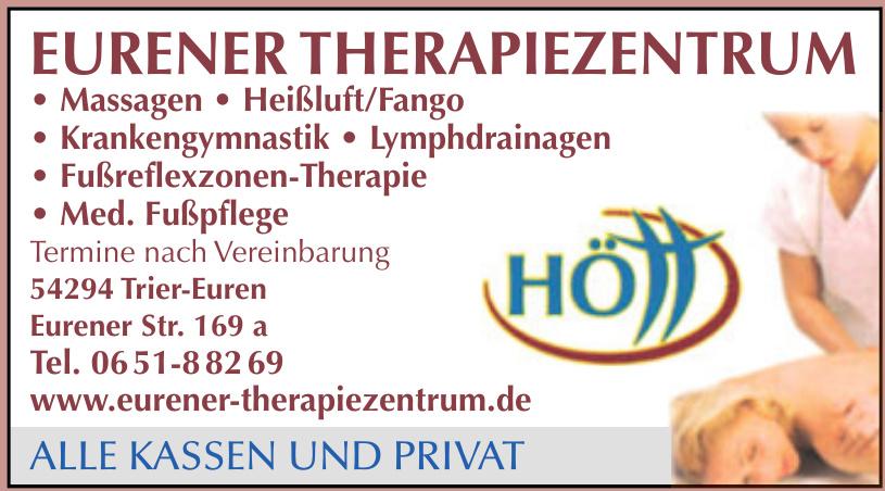 Eurener Therapiezentrum