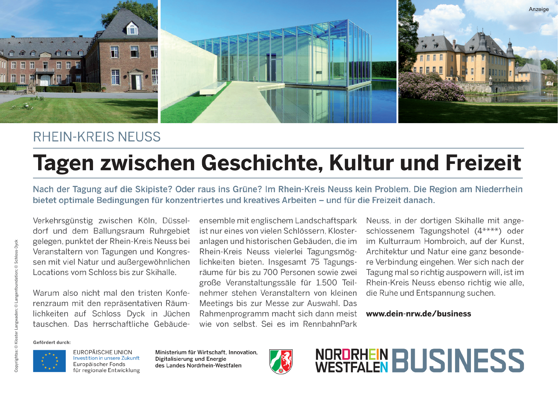 Business in NRW