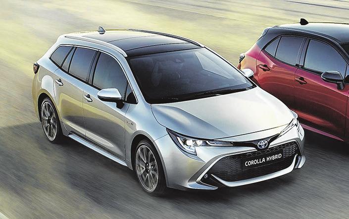 3 Toyota Corolla