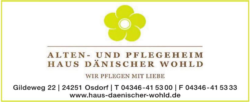Alten- und Pflegeheim Haus Dänischer Wohld