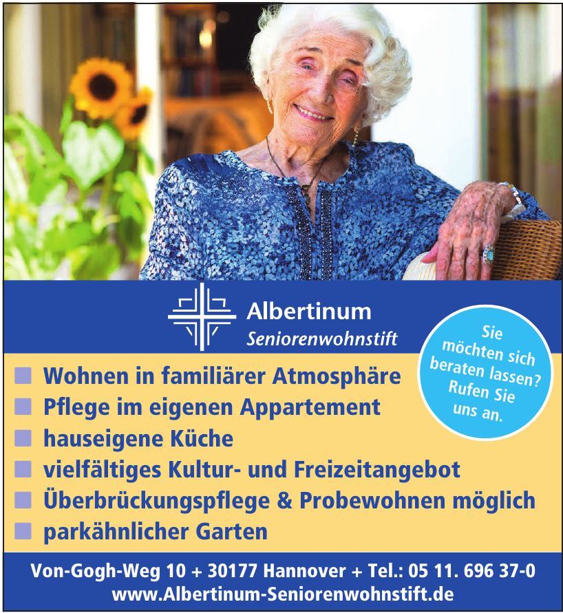 Albertinum Seniorenwohnstift