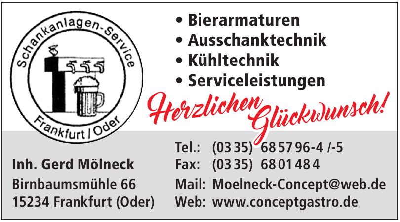 concept gastro: Schankanlagen-Service