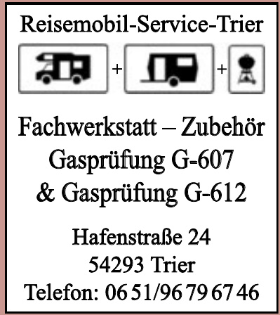 Reisemobil Service Trier