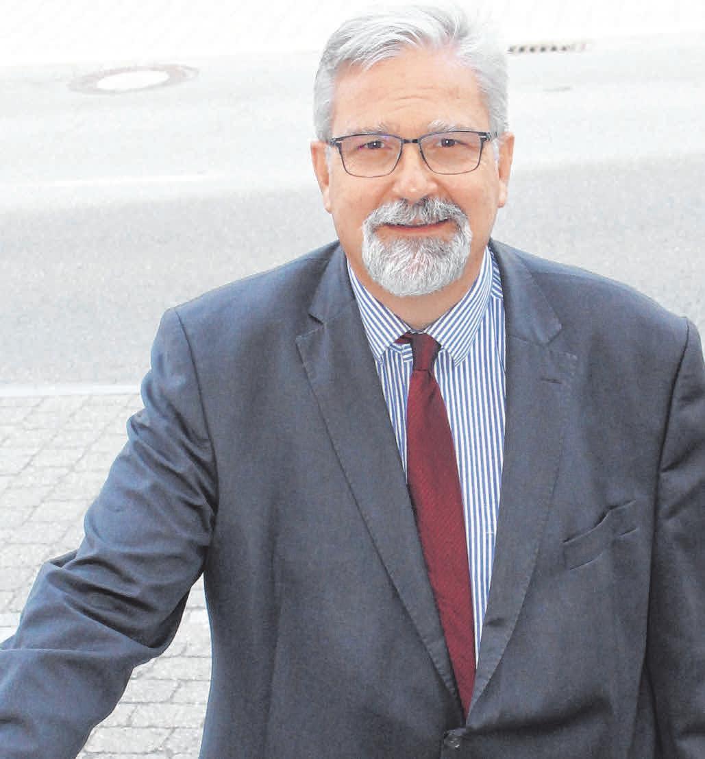 Zum Kreisimpfzentrum hat Ummendorfs Bürgermeister Klaus B. Reichert bisher nur positive Rückmeldungen bekommen.