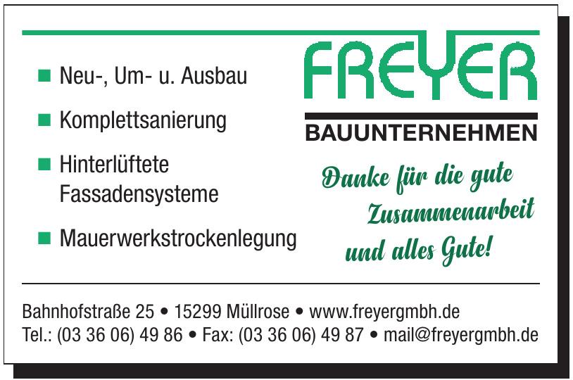 Freyer GmbH
