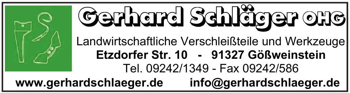 Gerhard Schläger OHG