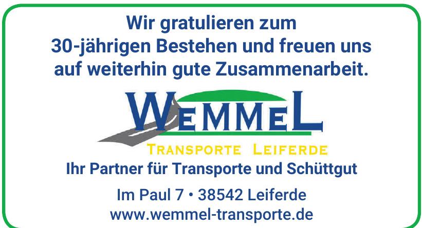 Heinz-Hermann Wemmel & Manuela Wemmel GbR
