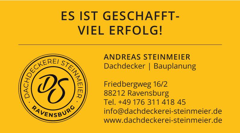 Dachdeckerei Steinmeier - Andreas Steinmeier
