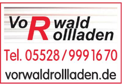 Vorwald Rolladen