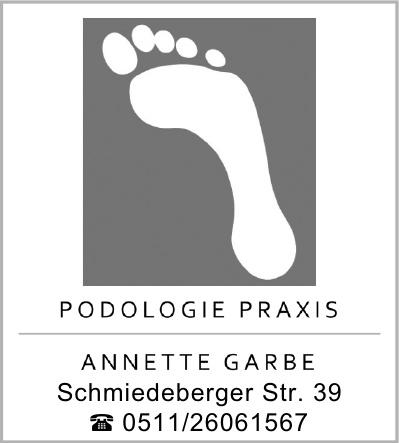 Podologie Praxis Empelde - Annette Garbe