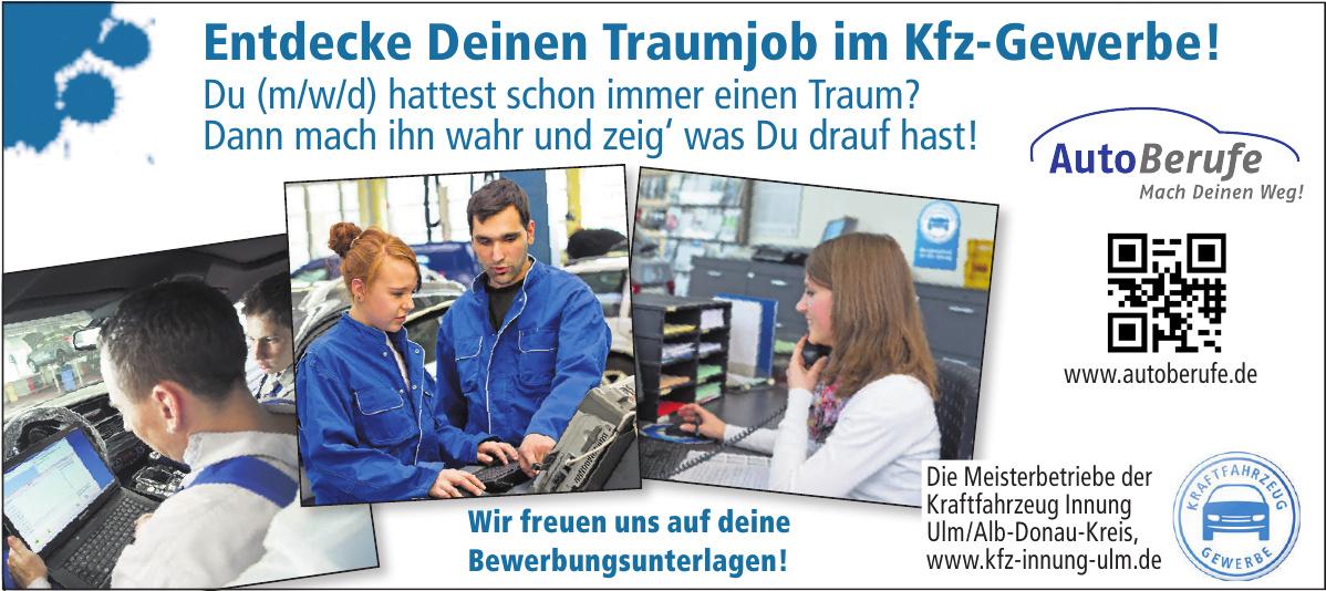 Kfz-Innung Ulm / Alb-Donau-Kreis
