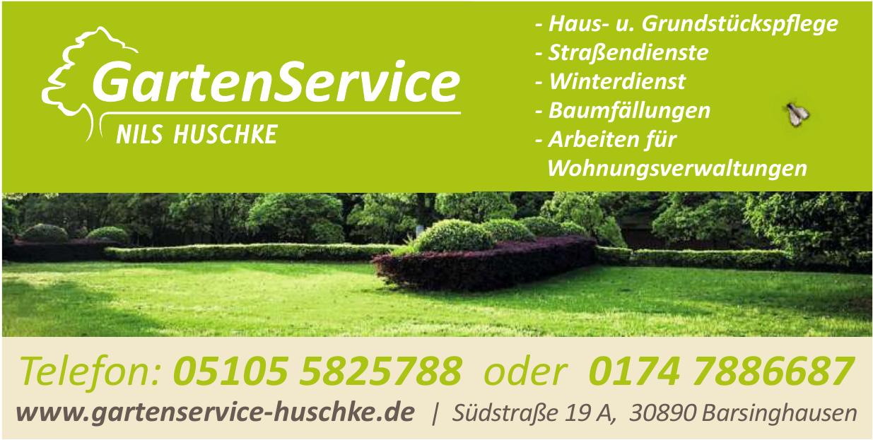 Gartenservice Nils Huschke