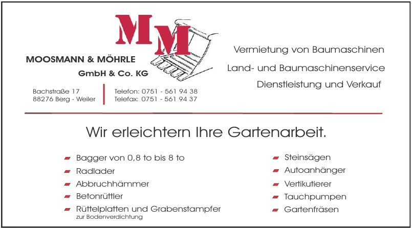 Moosmann & Möhrle GmbH & Co. KG