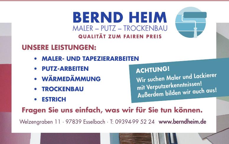 Bernd Heim