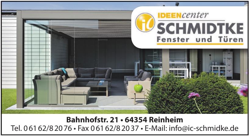 IdeenCenter Schmidtke Fenster und Türen